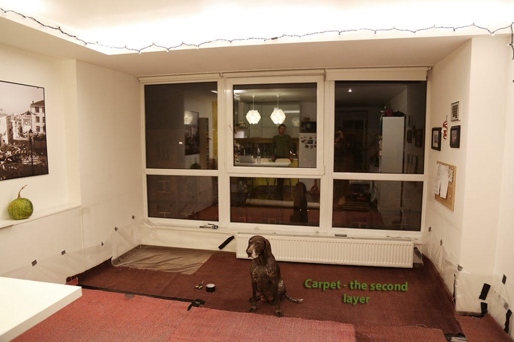 How To Build A Dog Kennel Pen Indoors At Home German Shorthaired Pointer Blog